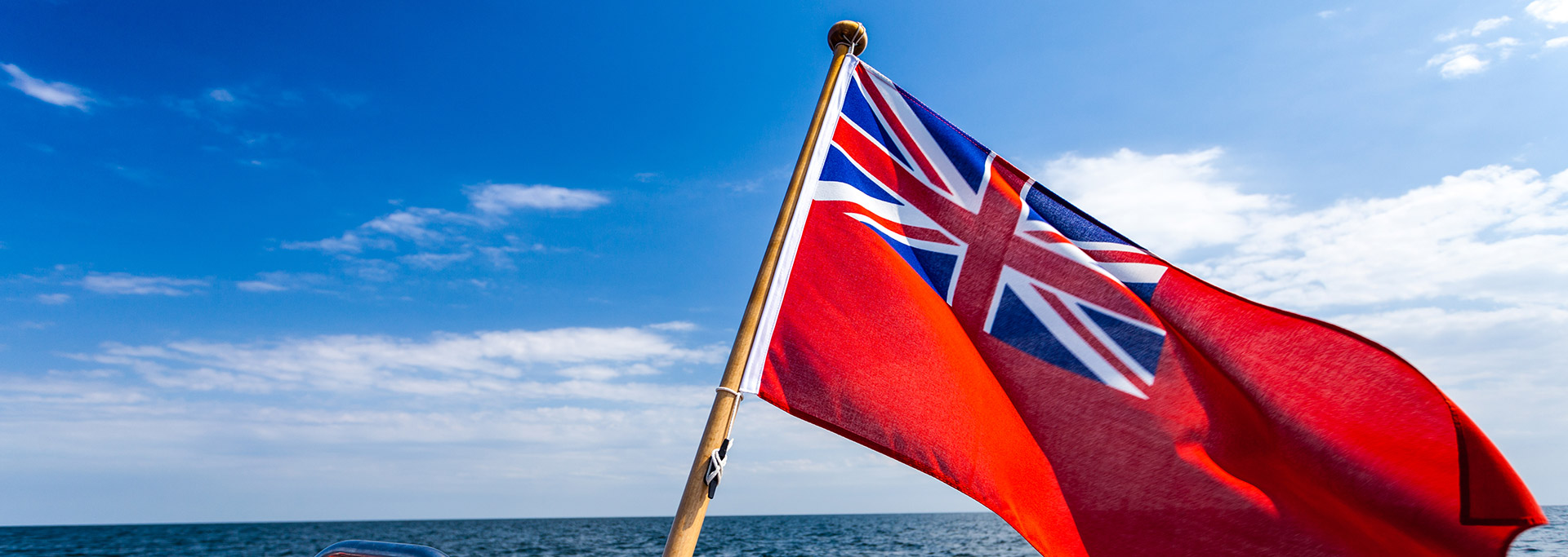 Yacht Registration under the United Kingdom Flag-banner